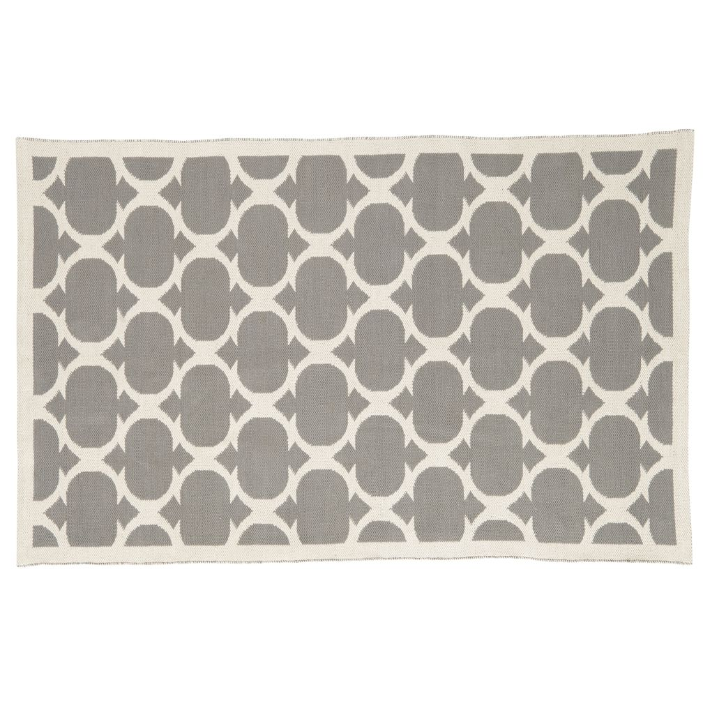 5 x 8' Magic Carpet Rug (Grey)