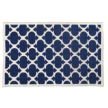5 x 8' Magic Carpet Rug (Dk. Blue)