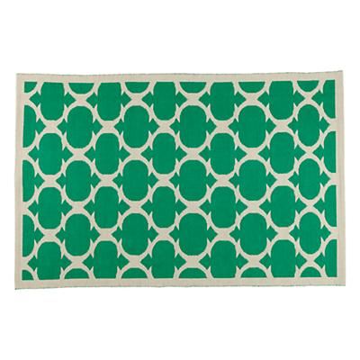 8 x 10' Magic Carpet Rug (Green)