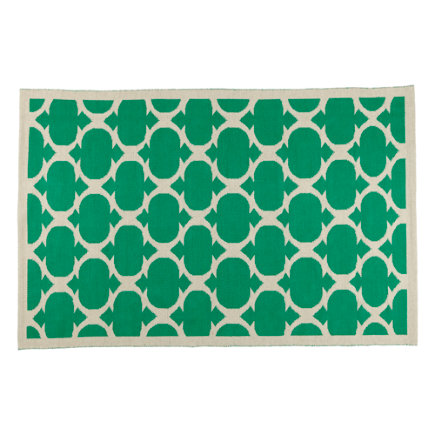 4 x 6 Green Magic Carpet Rug