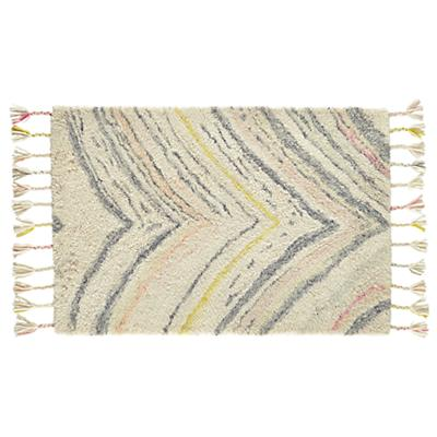 4 x 6' Marbled Layers Rug