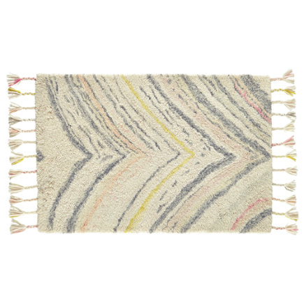 4 x 6 Marbled Layers Rug
