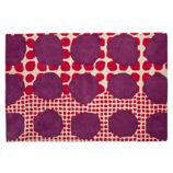 Multi-Dot Pink & Purple Rug