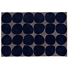 Swatch Blue Ink Spot Rug