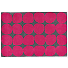 Swatch Pink Ink Spot Rug