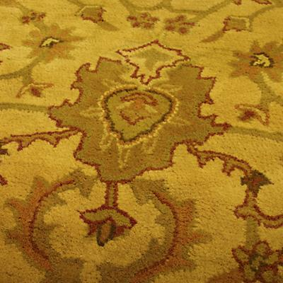 Swatch Yellow Overdyed Rug