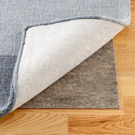 Rugs: All Surface Non Slip Area Rug & Carpet Pads - 4 x 6 All Surface Rug Pad