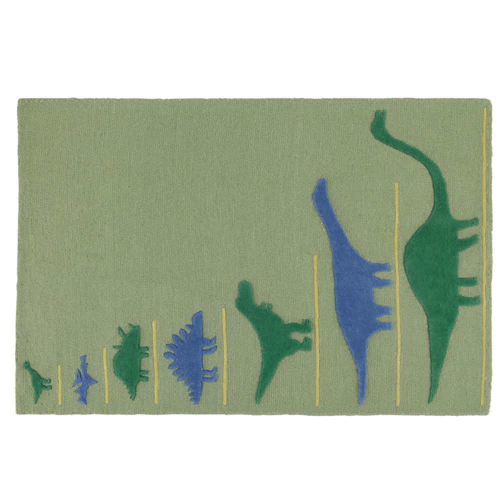 Prehistoric Proportions Rug