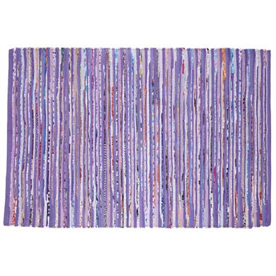 8 x 10' Color Inside the Lines Rug (Purple)