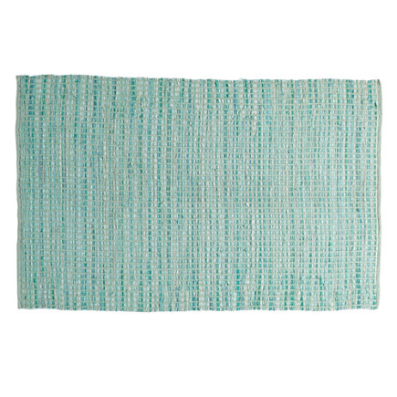 4 x 6 Mint Rags to Riches Rug