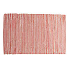 8 x 10' Pink Rags to Riches Rug