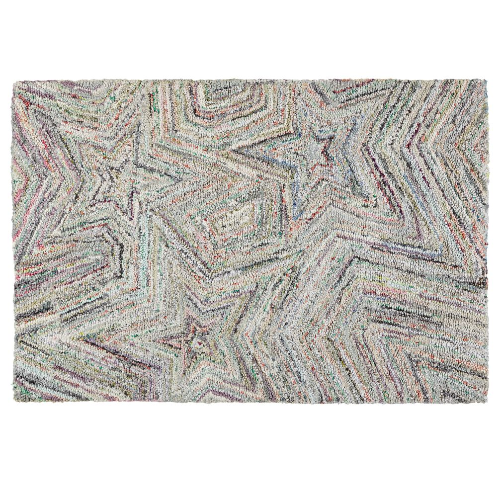 Seeing Stars Recycled Kids Area Rug The Land Of Nod