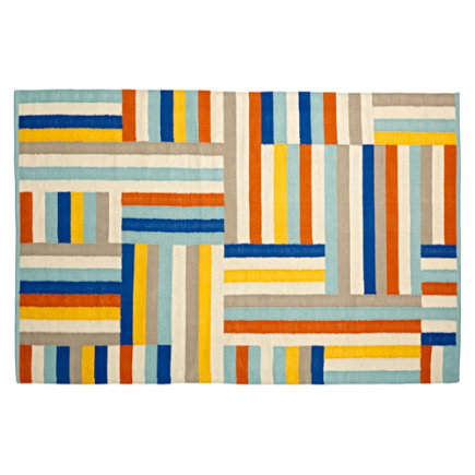 Sequence Kids Rug - 4 x 6 Sequence Rug