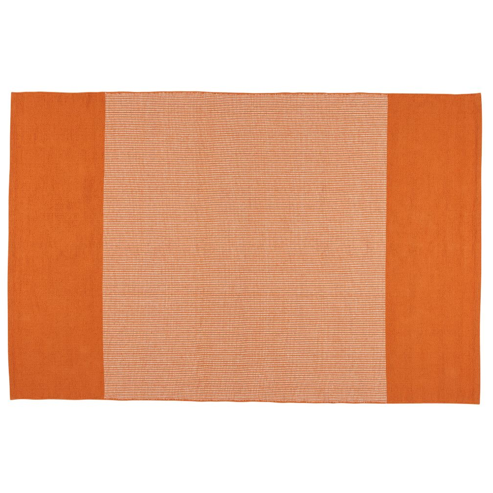 Sidebar Rug (Orange)
