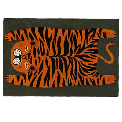 4 x 6' Don't Feed the Rug (Tiger)