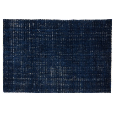 Patina Kids Area Rug (Dark Blue) - 4 x 6  Blue Patina Rug