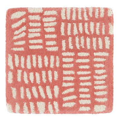 Tally Rug Swatch (Pink)