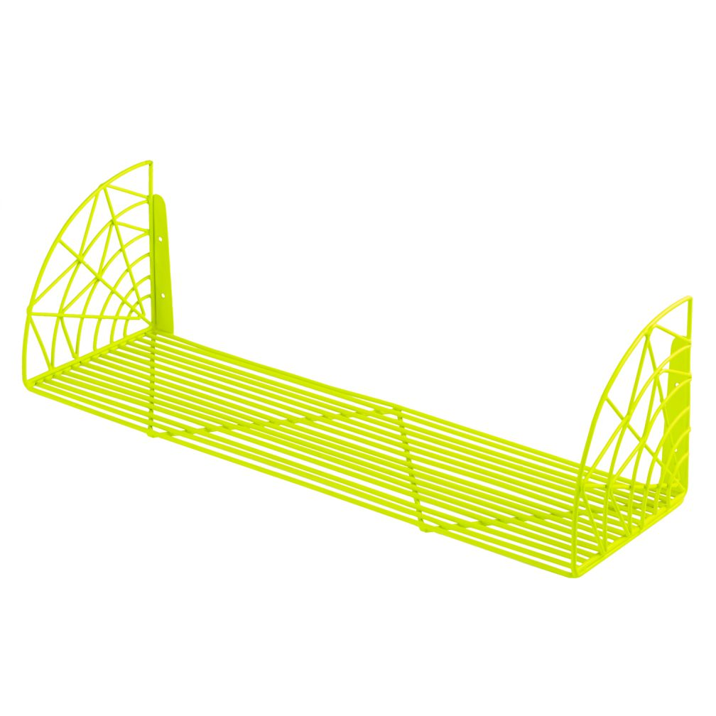 Higher Plane Shelf (Yellow)