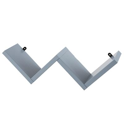 Origami Wall Shelf (Grey)