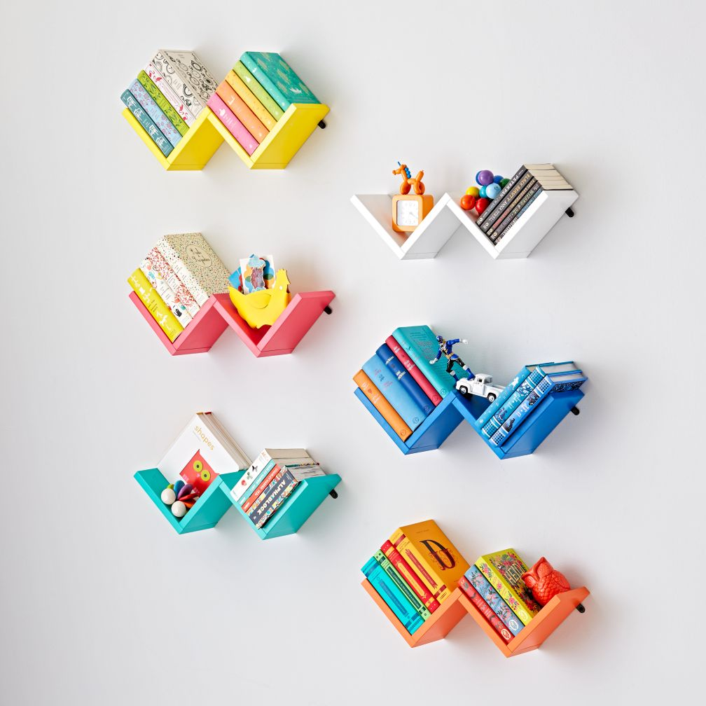 Origami Wall Shelf