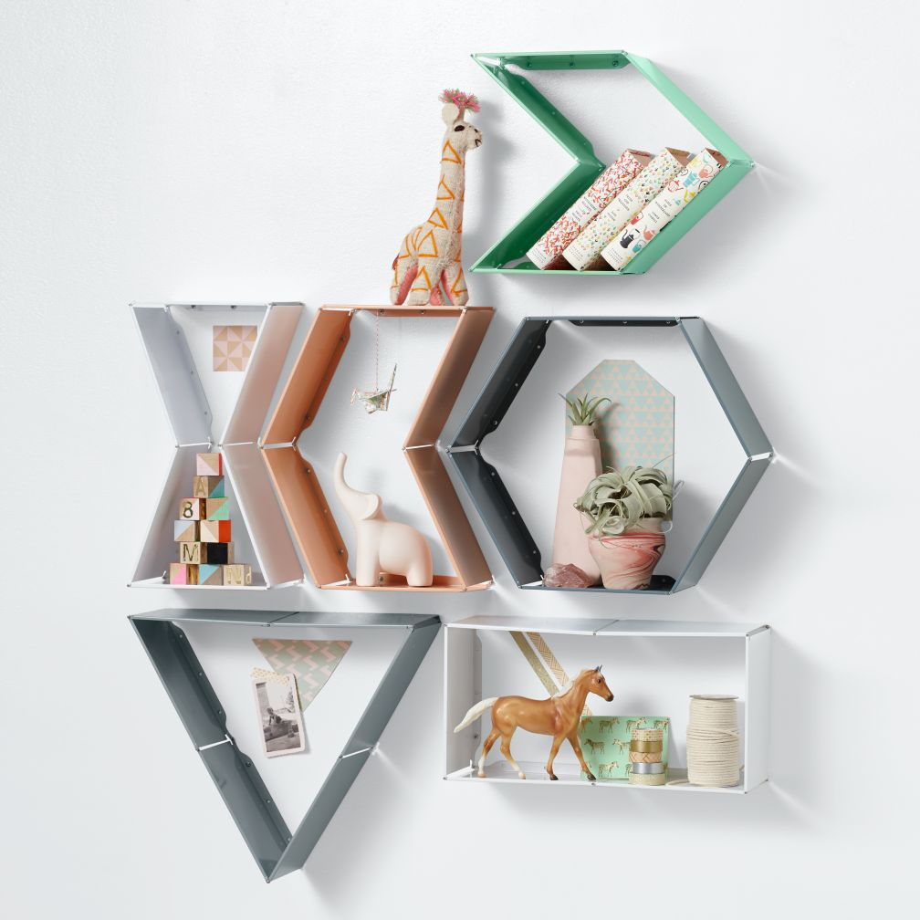 Shape Shifter Wall Shelf