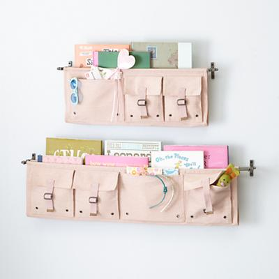 Surplus Wall Shelves (Pink)