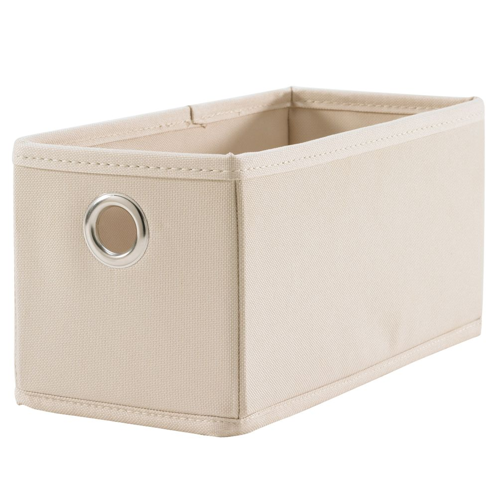 I Think I Canvas Narrow Drawer (Khaki)