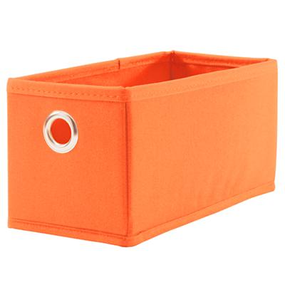 Orange Narrow Drawer