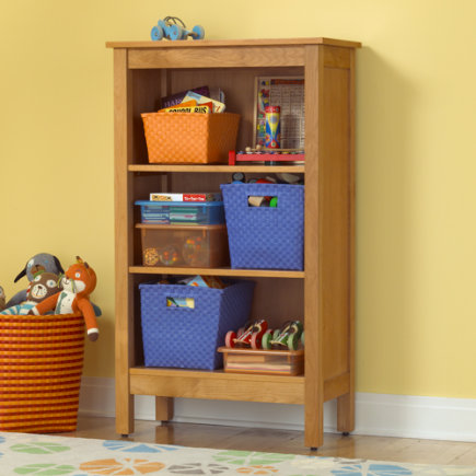 land of nod bookcase