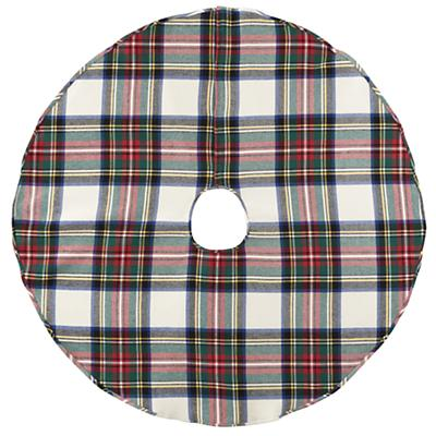 Tartan Plaid Tree Skirt