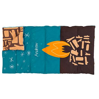 Personalized Great Indoors Sleeping Bag and Pillow Case
