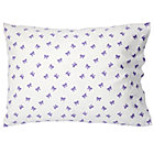 Lavender Candy Bow Pillowcase