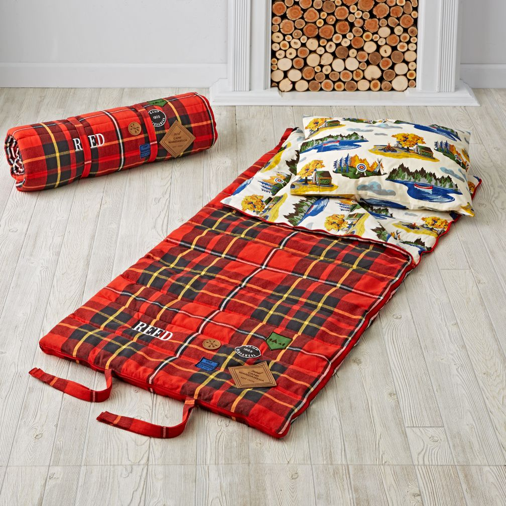 Great Indoors Sleeping Bag (Red)