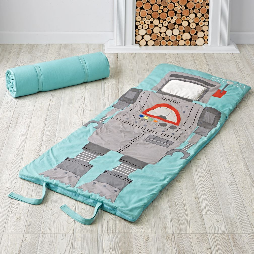 Robotic Sleeping Bag