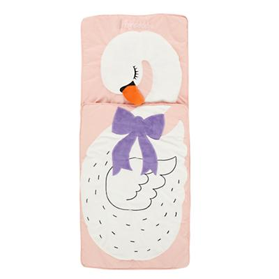 Personalized How Do You Zoo Sleeping Bag (Swan)