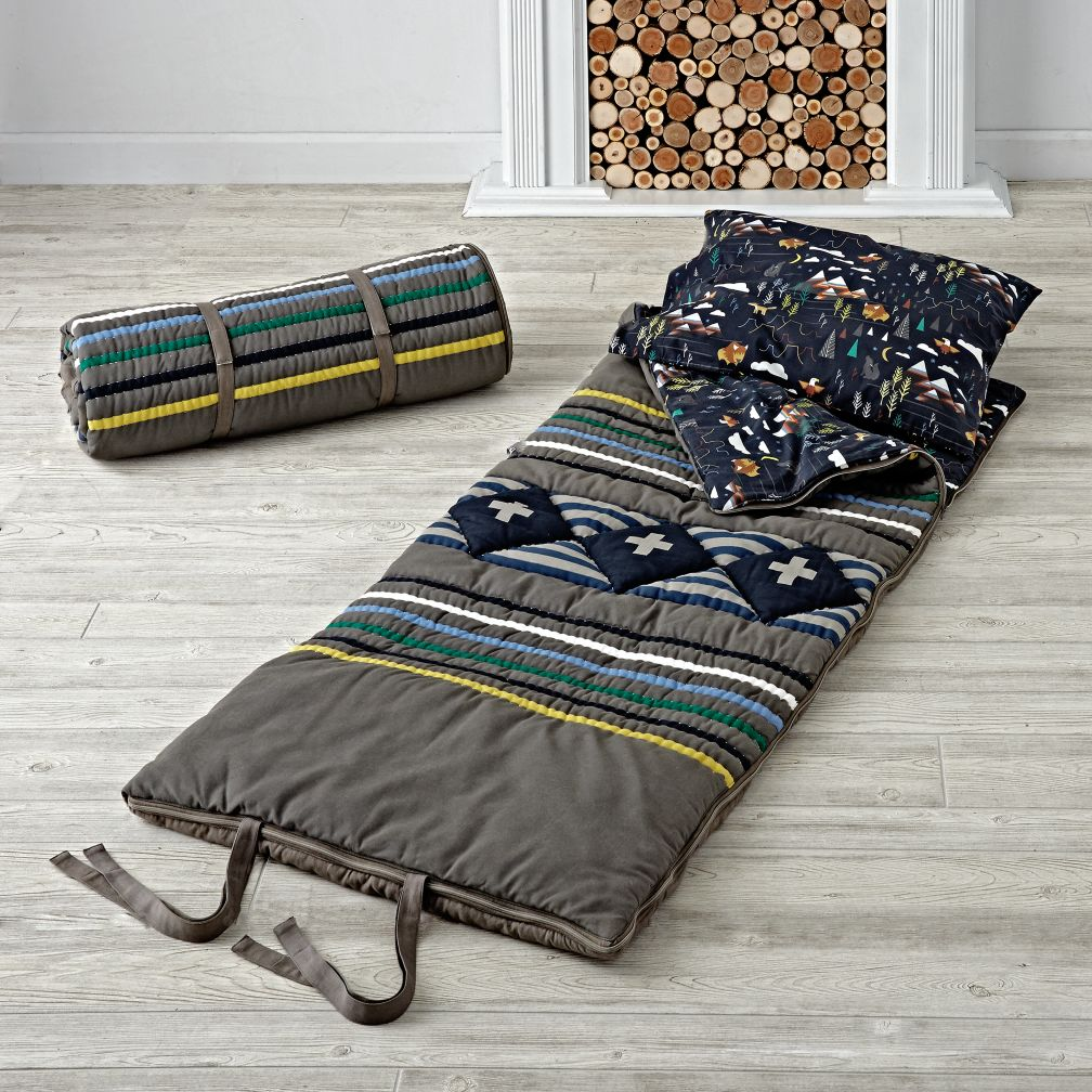 Wildwood Grey Sleeping Bag