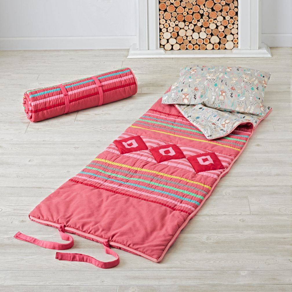 Wildwood Pink Sleeping Bag