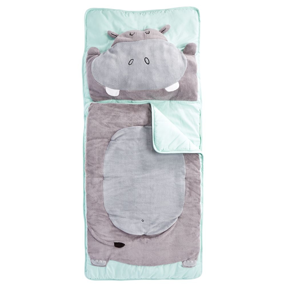 How Do You Zoo Sleeping Bag (Hippo)