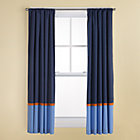 "84"" Solar System Blue Curtain (Sold Individually)"