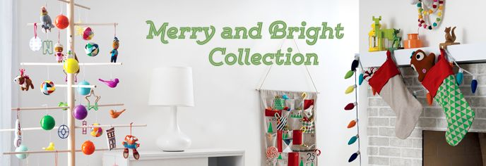Merry and Bright Collection