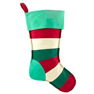 On the Bright Side Stocking (Stripe)