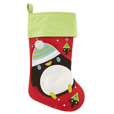 Holiday Cheer Stocking (Penguin)