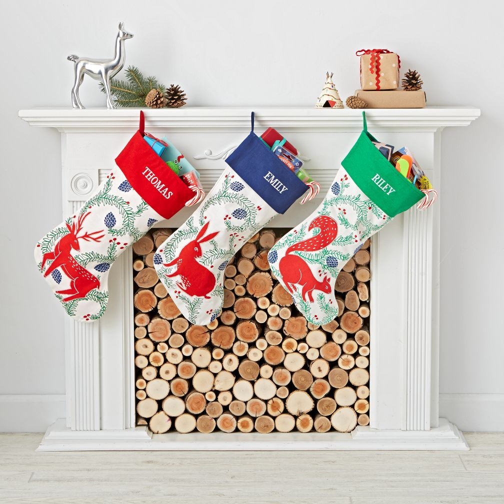 Festive Folklore Stocking Collection