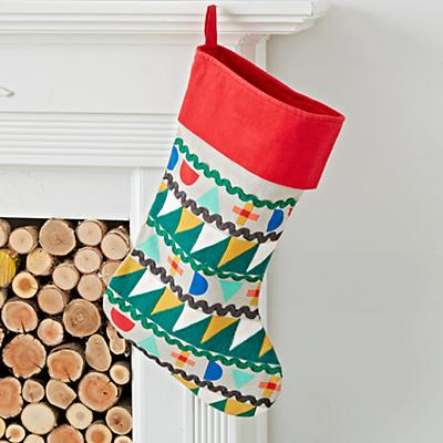 Good Cheer Red Stocking