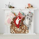 Winter Woodland Stocking Collection
