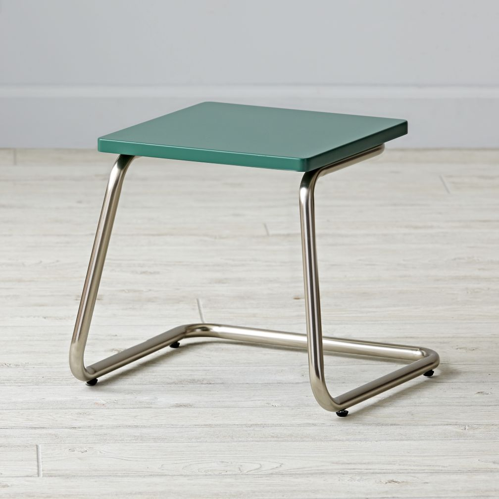 Outline Stool (Green)