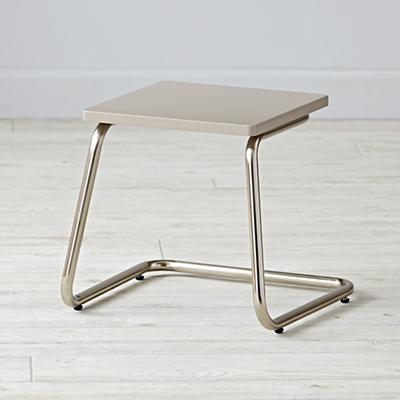 Outline Stool (Grey)