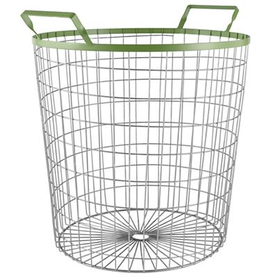 Wired World Floor Bin (Green)