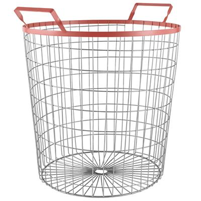Wired World Floor Bin (Red)