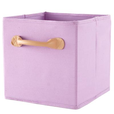 We're Not Just Canvas Anymore Cube Bin